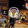 北海道。札幌貍小路 / 一風堂