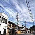 日本。高山 / 東山遊步道 / 旅館清兵衛