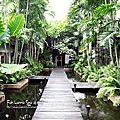 泰國。清邁 Fah Lanna Spa / 帕布蘭寺Wat BuppHaram