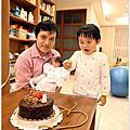 2013.12.14 天之祭x全家福x豐盛的晚餐x生日蛋糕