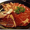 竹北‧樂燒炭火燒肉吃到飽