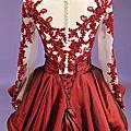 婚紗禮服訂做
