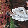 2010/11/1我在輕井澤擁抱楓紅