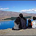[紐西蘭]Lake Tekapo‧蒂卡波湖