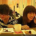 100/2/22台中格蕾朵喝下午茶