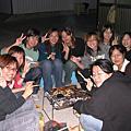 2003年12月23日羽球社烤肉