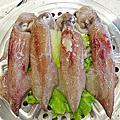 <捷運景安站>中和蒸氣海鮮『蒸霸天下』現撈活海鮮、新鮮蔬菜、肉品(食記+MENU)