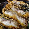 台北信義區美食『炸去啃-職人炸物』新光三越A11美食街~美味炸物與丼飯(白酒蒜香炸雞)好好吃呀(完整MENU)