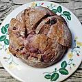 淡水老街好吃麵包『紅旗德國農夫麵包國』口味多、扎實Q軟有嚼勁不會硬、愈嚼愈香