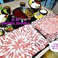 捷運國父紀念館美食『大初SHABU SHABU』東區涮涮鍋/高CP值。50盎司大肉盤、雙人餐大挑戰