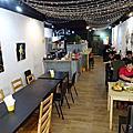台北美食/捷運中山國小/晴光商圈『奇點+早午餐』寵物友善餐廳、用餐不限時、不收服務費(食記+菜單)
