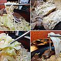 板橋美食『木蘭號-現打新鮮果汁&大汗-麻辣鴨血臭豆腐、炸物』食記+MENU