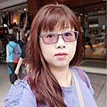 4訪-台北剪燙染『FIN hair』捷運中山站4號出口。知名明星美髮沙龍。andy老師(莓果紫)