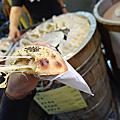 士林夜市美食『丞祖胡椒餅』5種口味;超過70年老店(士林夜市大南店)