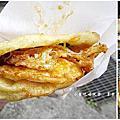宜蘭景點/礁溪『龍潭湖風景區周邊美食』陸家三星蔥油餅、旺角咖啡花生捲冰淇淋