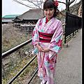 2012 初心者Kyoto之旅 Day2 岡本和服體驗+清水寺+地主神社