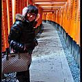 2012 初心者Kyoto之旅 Day4 - 伏見稲荷大社+伏見庵