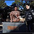2012 初心者Kyoto之旅 Day5 - 三光神社+安居神社+希望軒