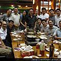 2011-10-22 碩專班同學聚餐趣
