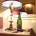 2007/5/7高雄Little Green-比利時啤酒、香腸、碳烤豬里肌排