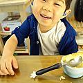 『親子同樂』低糖低油好滋味。檸檬戚風杯子蛋糕簡單做