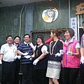 平鎮市義民里社區榮獲績優治安示範社區認證標章揭牌