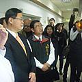 仁艾會勘*平鎮市、龍潭鄉「與縣長有約」產業座談會