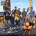 2015/06 南海-東沙航次