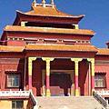 2015青海 達吉林寺  第二屆菩提祈願法會