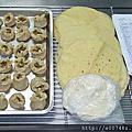 中式水調麵發麵類