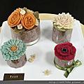 韓式豆沙擠花