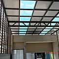 台北市-新北市-桃園市-基隆市-宜蘭縣-塑鋁板採光罩-施工日誌