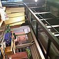 台北市-信義區-光復南路-粉體烤漆造型鐵件-施工日誌