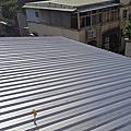 新北市-三重區-頂崁街242巷-鐵皮屋不銹鋼浪板覆蓋工程-施工日誌
