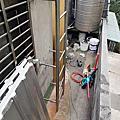 台北市-大同區-長安西路78巷4弄6-7號X樓-不銹鋼爬梯-施工日誌
