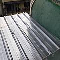 台北市-信義區-莊敬路423巷6弄X號4樓-不銹鋼浪板防水工程