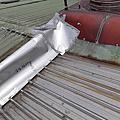 台北市-信義區-通化街-不銹鋼浪板防水修補工程-施工日誌