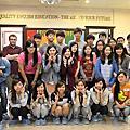 大學生至弋果進行英語教學觀摩活動