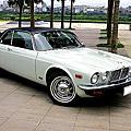 1975年Jaguar XJ6C經典雙門跑車(易特商務網古董車出租)