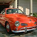 1966年卡門福斯雙門古董車