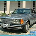 1982年賓士BENZ W123