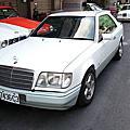 中華賓士 1992.3年w124 320 CE 雙門經典跑車(易特商務網古董車出租)
