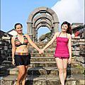 *~ 20140421~0425。兩個人的單車環島。蘭嶼-綠島-過山古道-台東富岡漁港