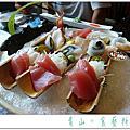 20111002青山,食藝料理