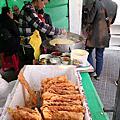 陳記鍋巴菜+星巴克