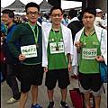2015臺北渣打公益馬拉松