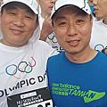 2013奧林匹克路跑