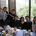台中水相餐廳與教授們聚餐