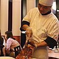 宜蘭 蘭城晶英酒店。紅樓烤鴨宴
