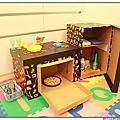 (2Y1M).DIY 兒童廚具